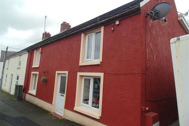 Thumbnail Semi-detached house for sale in 29 Magdelene Street, Haverfordwest, Pembrokeshire