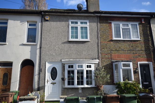 Thumbnail Terraced house for sale in Crown Rd, Sutton