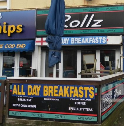 Thumbnail Restaurant/cafe to let in 9B Cliff Road, Newquay