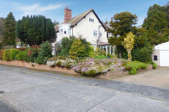 Thumbnail End terrace house for sale in Bryn Teg Drive, Rhos On Sea, Colwyn Bay, Conwy