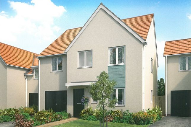 Thumbnail Detached house for sale in Primrose, Weston Lane, Totnes