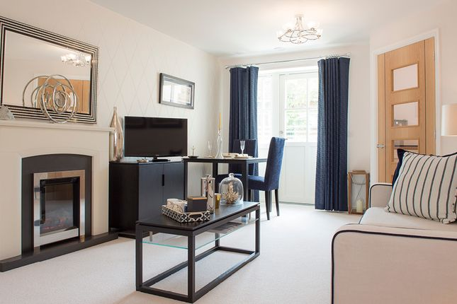 Thumbnail Flat for sale in Riverdene Place, Southampton