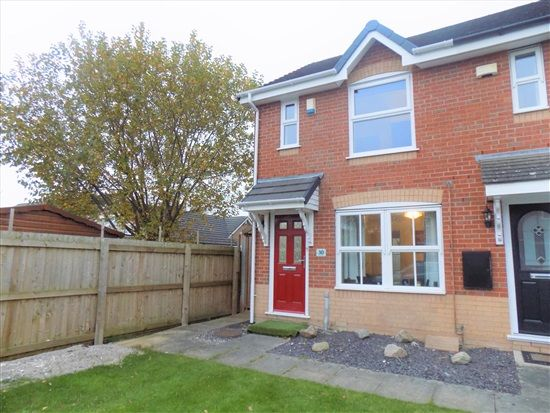 Thumbnail Property to rent in Belfry Close, Euxton, Chorley