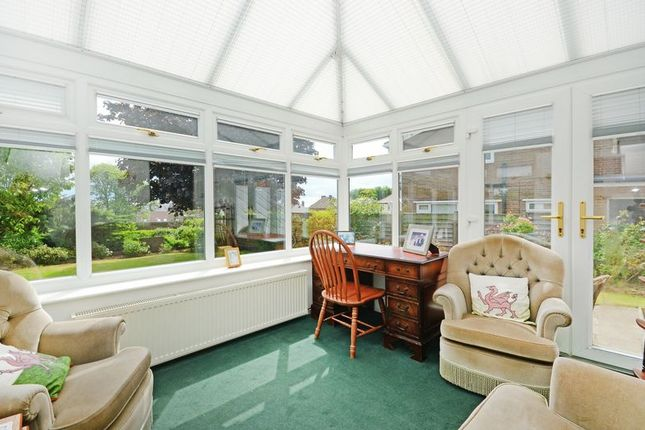 Conservatory of Knowle Croft, Ecclesall, Sheffield S11