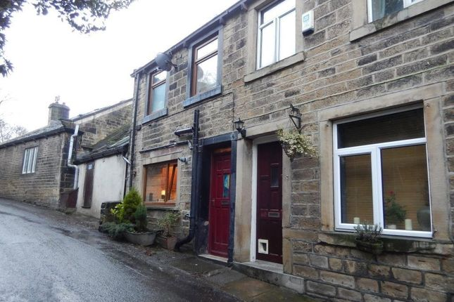 Thumbnail Terraced house to rent in Back Lane, Holmfirth