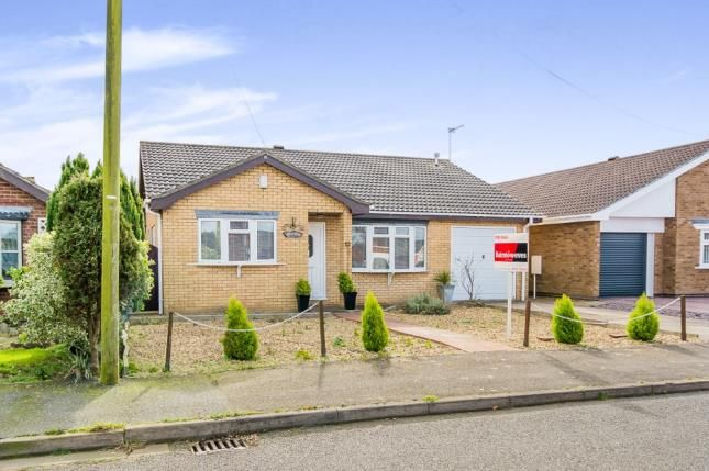 Thumbnail Bungalow for sale in St. Valentines Way, Skegness, Lincolnshire, England