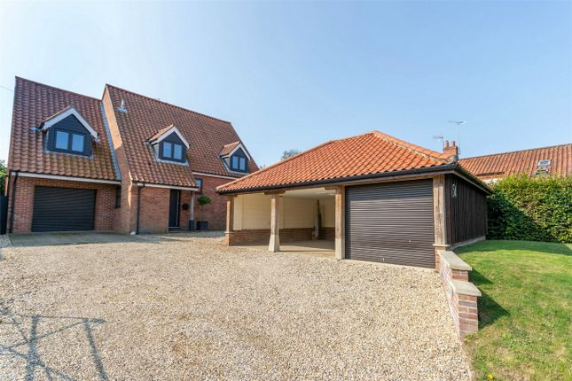 Thumbnail Detached house for sale in Eastgate Street, North Elmham, Dereham