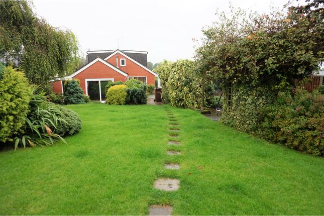 Thumbnail Detached bungalow for sale in Nabs Head Lane, Preston