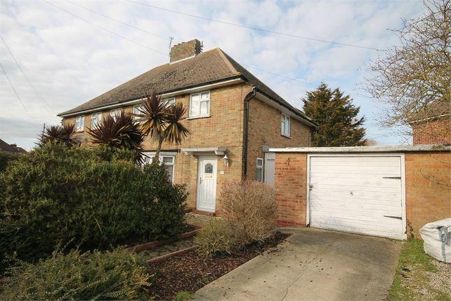 Thumbnail Semi-detached house for sale in Bemerton Gardens, Kirby Cross, Frinton-On-Sea