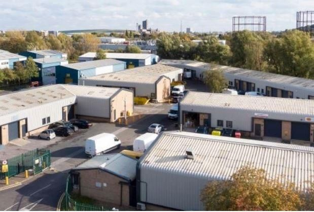 Thumbnail Industrial to let in Unit 10, Kencot Close, Erith, Kent