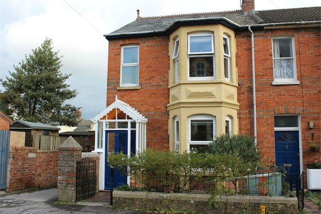 Thumbnail End terrace house to rent in St. Helens Road, Dorchester