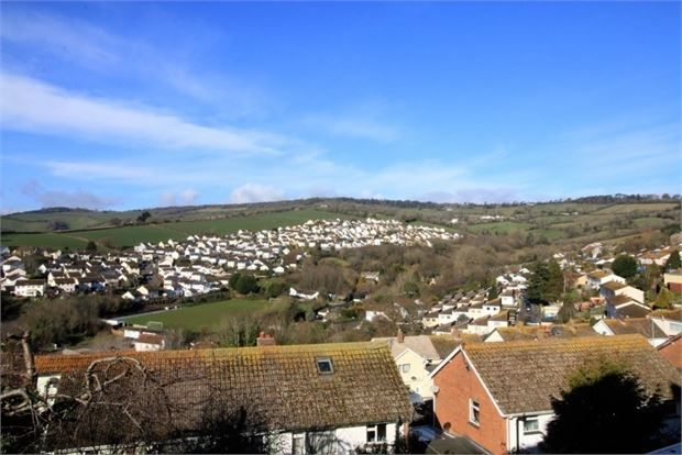 Thumbnail Semi-detached house for sale in Harts Close, Teignmouth, Devon.