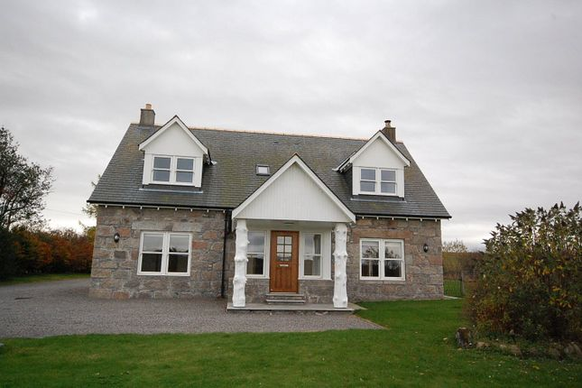 Thumbnail Detached house to rent in The Beeches, Peterculter, Aberdeenshire