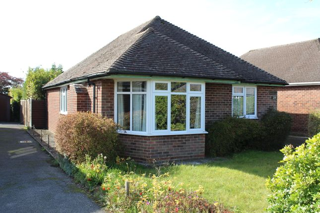 Thumbnail Detached house for sale in Woodfield Drive, Winchester