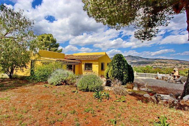 Villa for sale in Lliber, Valencia, Spain