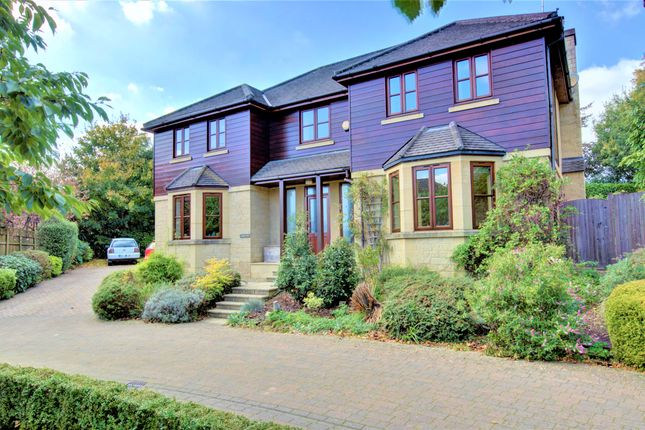 Thumbnail Detached house for sale in Claverton Drive, Claverton Down, Bath