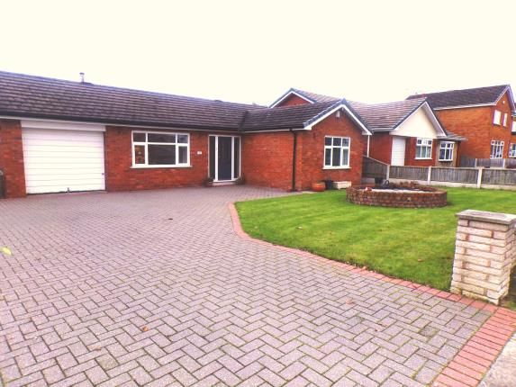 Thumbnail Bungalow for sale in Beeston Drive, Winsford, Cheshire, England