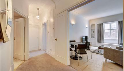 1 bed flat to rent in Park Road, Marylebone