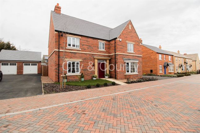 Thumbnail Detached house for sale in High Crescent, Pickworth Road, Great Casterton, Stamford