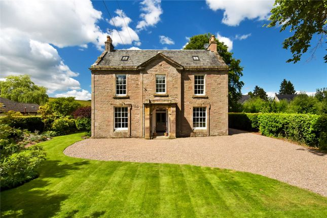 Thumbnail Detached house for sale in The Bield, Pitcairngreen, Perth