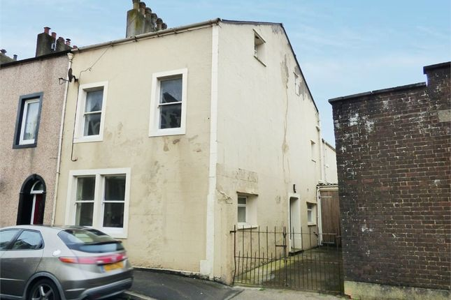 Thumbnail Terraced house for sale in 14 Belle Isle Street, Workington, Cumbria