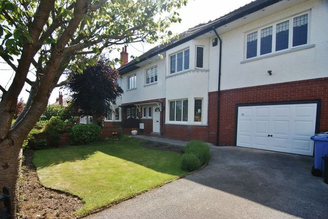 Thumbnail Detached house for sale in Lake Road North, Lytham St. Annes