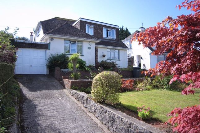 Thumbnail Detached house for sale in Shiphay Lane, Shiphay, Torquay