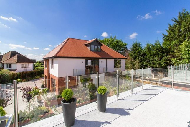 Thumbnail Flat for sale in Eden Lodge, Manor Road, Chigwell