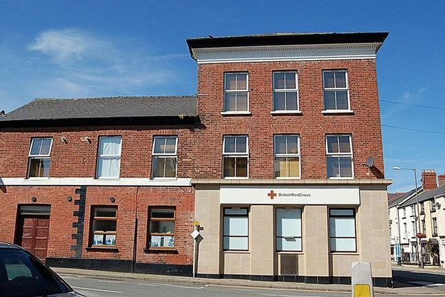 Thumbnail Flat to rent in High Street, Tywyn