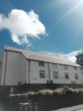 Thumbnail Flat to rent in Caerphilly Road, Senghenydd, Caerphilly