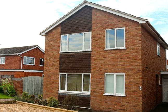 Thumbnail Detached house to rent in Caldercrofts, Newport