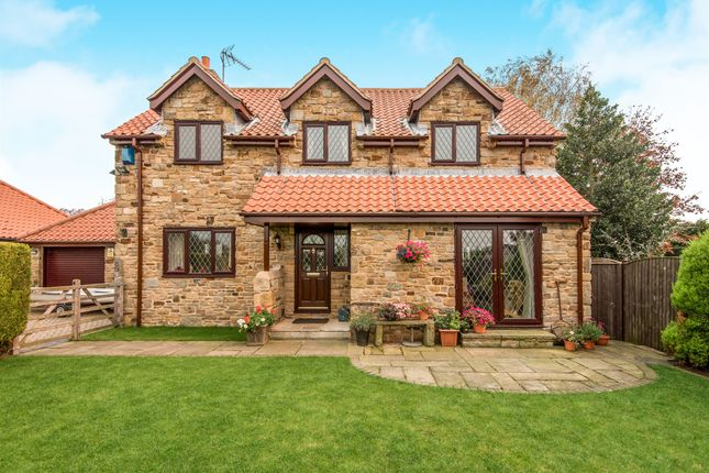 Thumbnail Detached house for sale in Dadsley Road, Tickhill, Doncaster