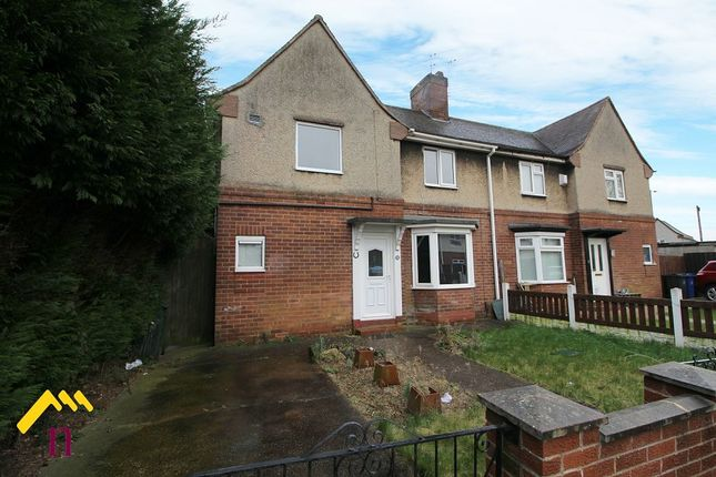 Semi-detached house for sale in Winton Road, Doncaster