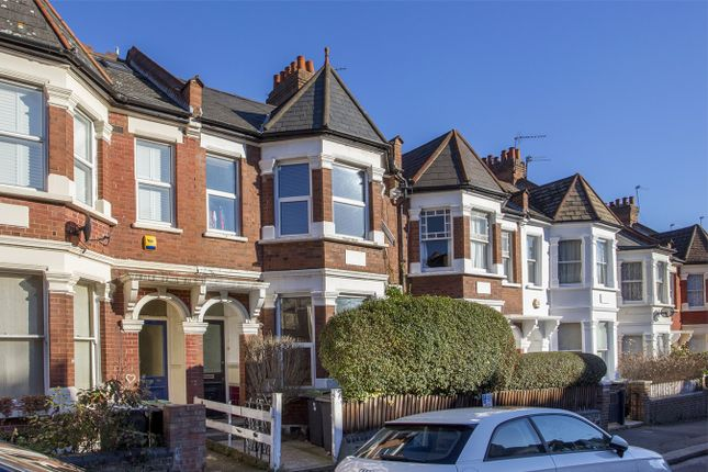 Thumbnail Terraced house for sale in Rathcoole Avenue, Crouch End