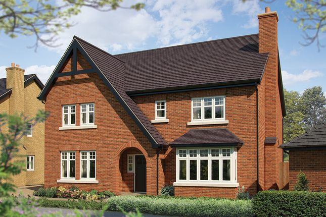 "Thumbnail Detached house for sale in ""The Pine"" at Southam Road, Radford Semele, Leamington Spa"