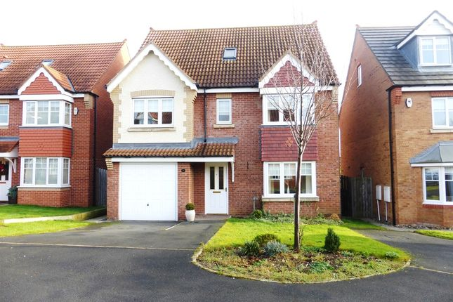 Thumbnail Detached house for sale in Grenadier Close, Stockton-On-Tees