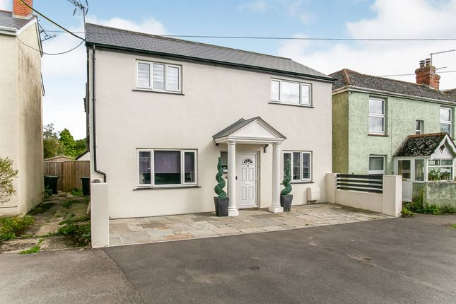 Thumbnail Detached house for sale in Old Boundary Road, Shaftesbury