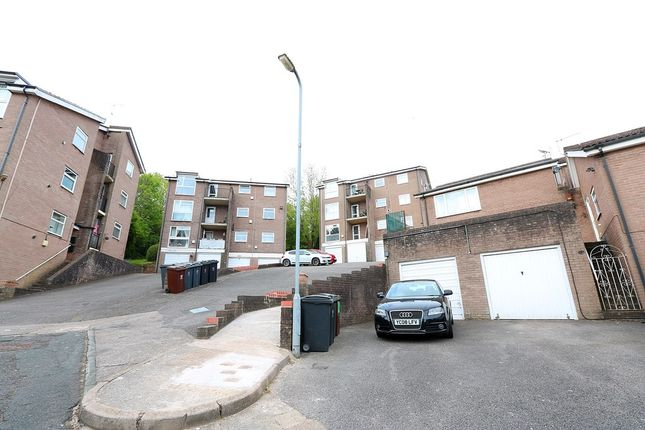 Thumbnail Flat for sale in Linnet Close, Cardiff