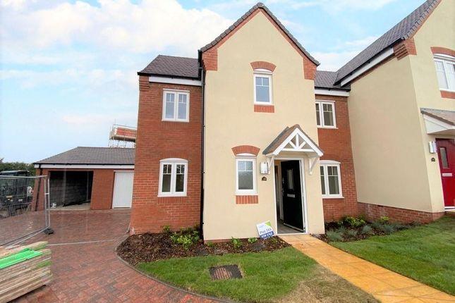3 bed semi-detached house to rent in Monksmoor Road, Lightmoor Village, Telford TF4