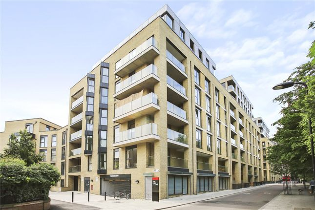Thumbnail Flat to rent in Grace Allen Court, 16 Goldsmiths Row, London