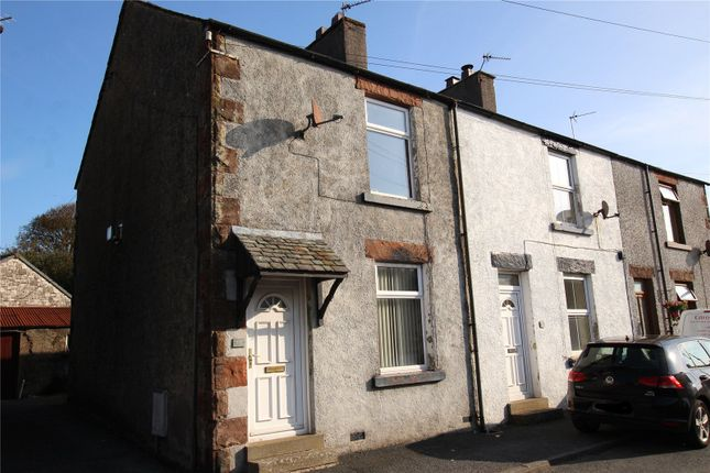 Thumbnail End terrace house for sale in 70 Main Street, Flookburgh, Grange-Over-Sands, Cumbria