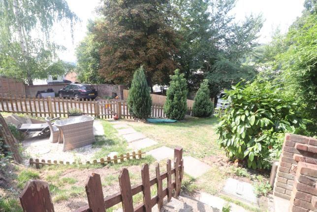 Shared Gardens of Farningham Road, Caterham, Surrey, . CR3