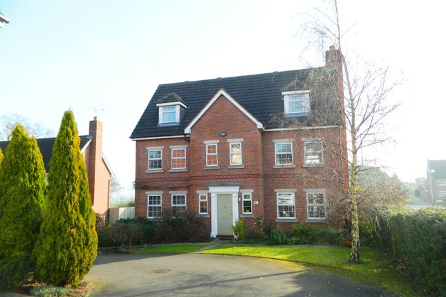 Thumbnail Detached house for sale in Todenham Way, Hatton Park, Warwick