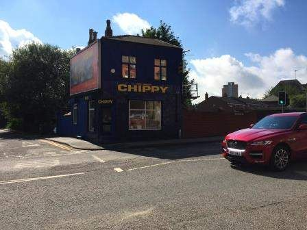 Thumbnail Restaurant/cafe for sale in Salford M6, UK
