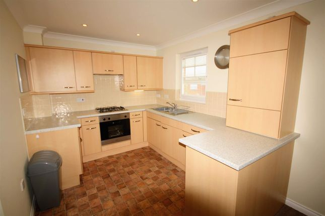 Thumbnail Flat for sale in Robertson Court, Chester Le Street