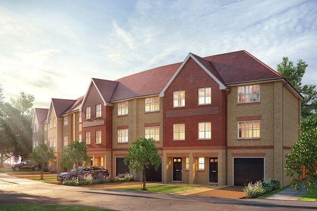 Thumbnail Property for sale in Hersham Road, Hersham, Walton-On-Thames, Surrey