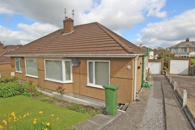 Thumbnail Semi-detached bungalow for sale in Grainge Road, Plymouth, Devon