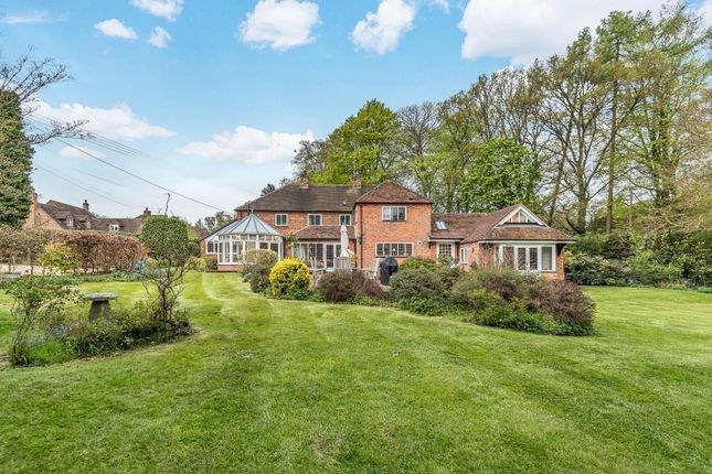 Thumbnail Detached house for sale in Whitehall Lane, Checkendon, Reading