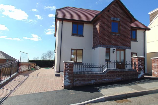 Thumbnail Detached house for sale in School Road, Pwll, Llanelli