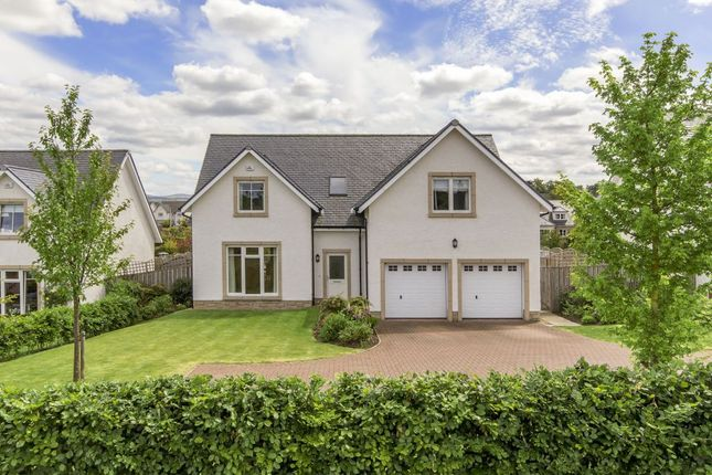 Thumbnail Detached house for sale in 10 Freelands Road, Ratho, Edinburgh
